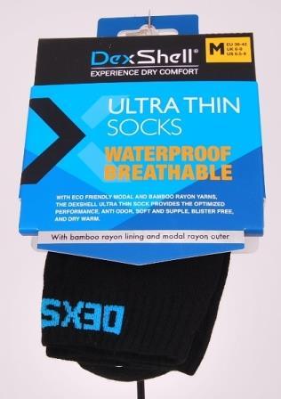 Dexschell waterdichte sokken middel hoog-0