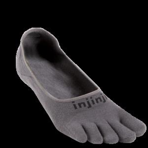 Onzichtbaar in de schoenen