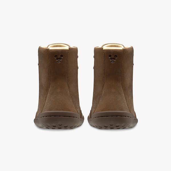 Gobi Hi III, stijlvolle dames winterlars maar dan barefootstyle