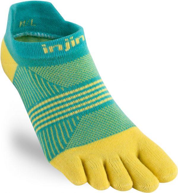 Anyones barefootshop Running barefoot heeft Injinii Women's Run Light Weight sokken